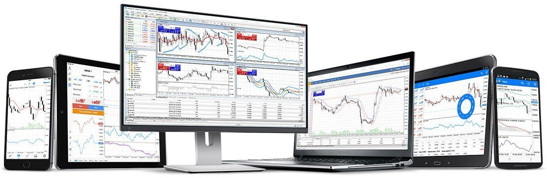 Web Trader | Meta Trader 5 Account | Smart Broker Solutions